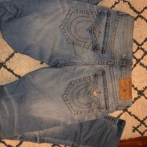 NWOT men's True Religion sz 30 skinny jeans